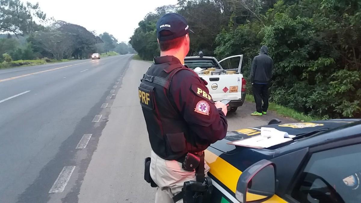 Primeiro semestre teve 21 mortes nas estradas atendidas pela 4ª Delegacia da Polícia Rodoviária Federal
