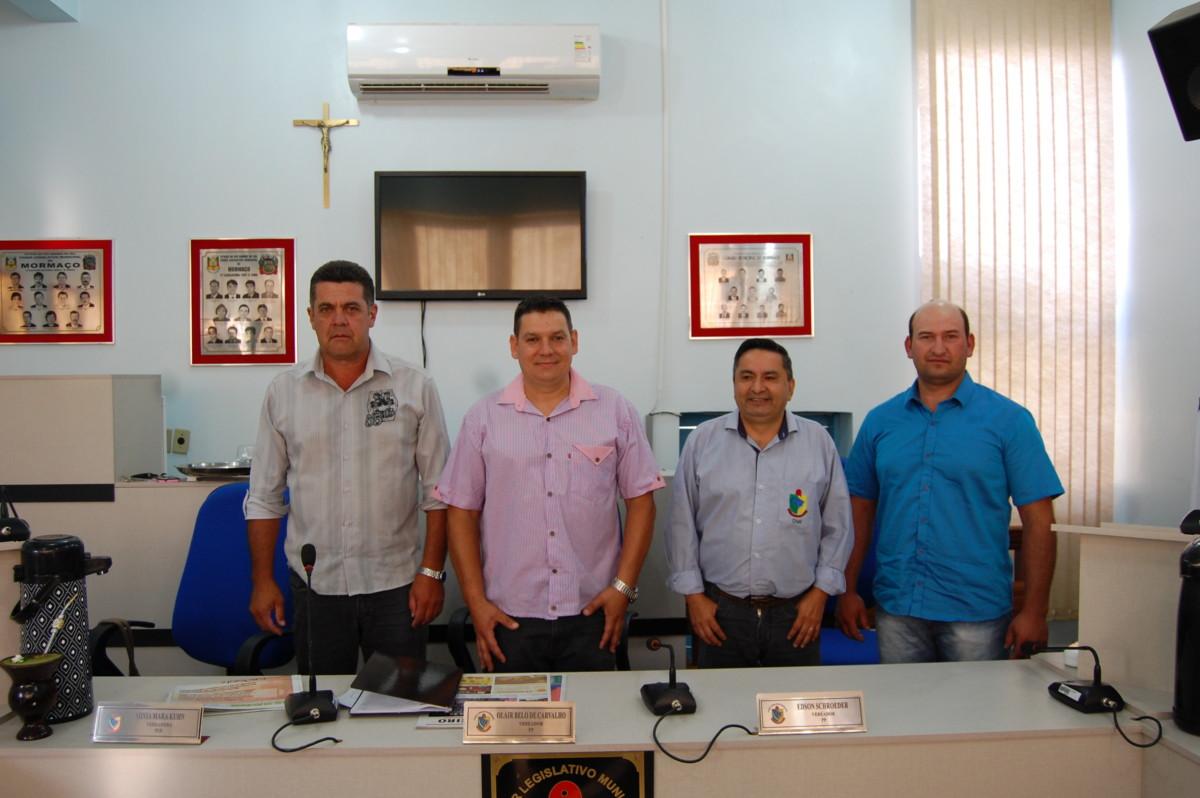 Câmara de Mormaço aprova contratação temporária e discute convênio do município com Hospital de Soledade
