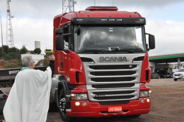 Posse Godoy, Mormaço, realizou neste domingo Festa do Colono e Motorista