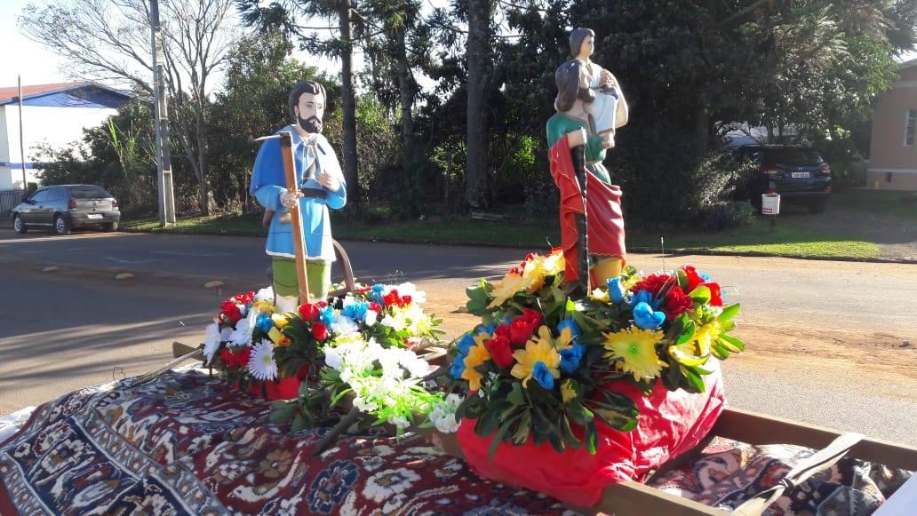Ibirapuitã realizou sua 27ª Festa do Colono e Motorista