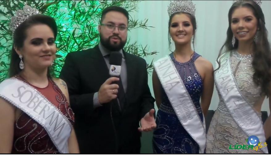 Ana Júlia dos Santos é a nova rainha de Espumoso