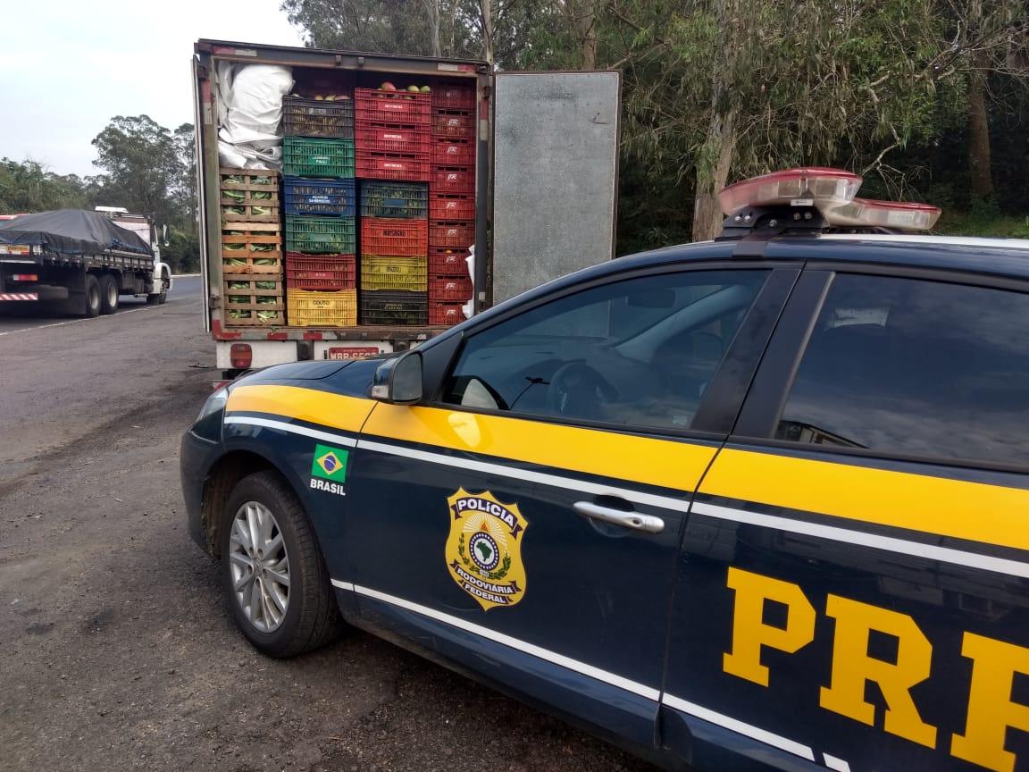 4ª Delegacia da PRF no trecho entre Vitor Graeff e Nova Santa Rita teve seis acidentes e uma morte na última semana