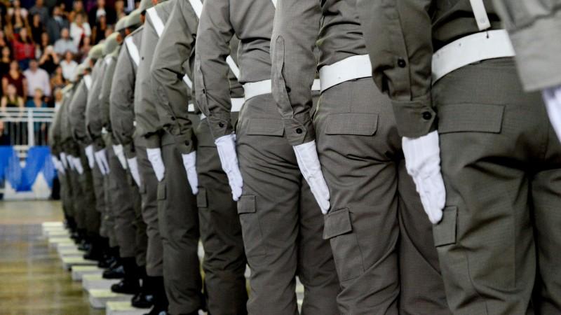 Brigada Militar vai colocar mais de 400 PMs nas ruas