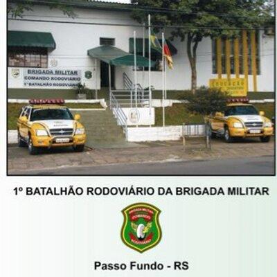 Informações das estradas direto da PRE de Passo Fundo