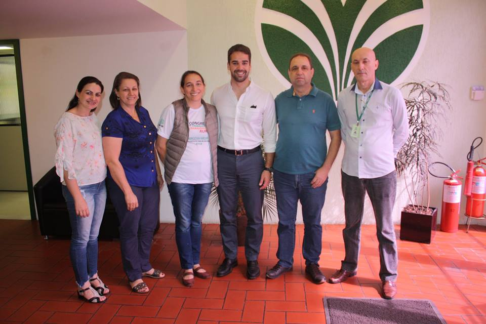Fetag reivindica a Eduardo Leite manutenção da  secretaria destinada à agricultura familiar