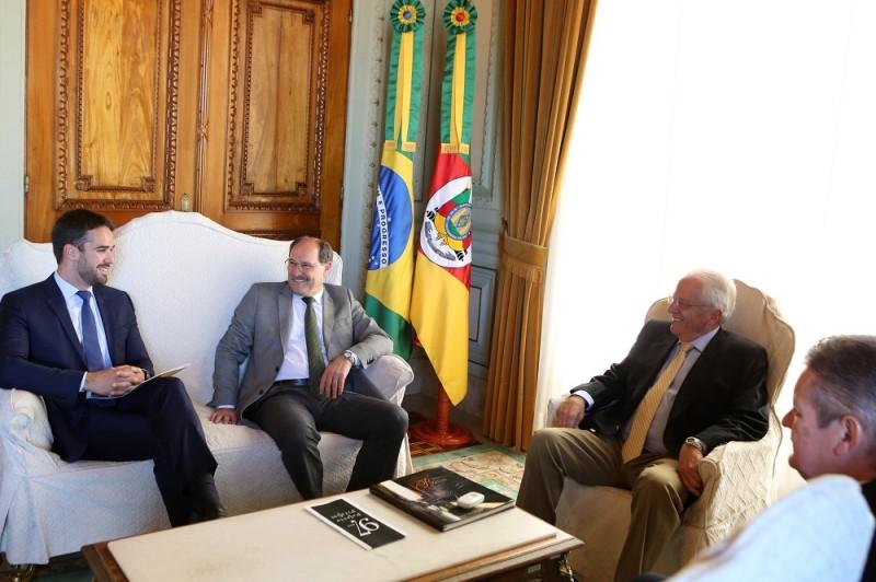 Contas públicas é a primeira preocupação do governador eleito Eduardo Leite