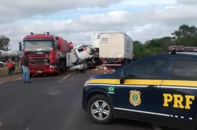 Falta de atenção é grande agravante de acidentes nas estradas do RS