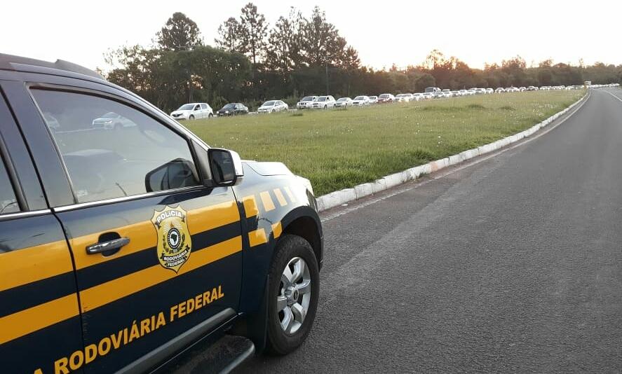 Operação Viagem Segura Finados teve um acidente com morte registrado em Tio Hugo no fim de semana