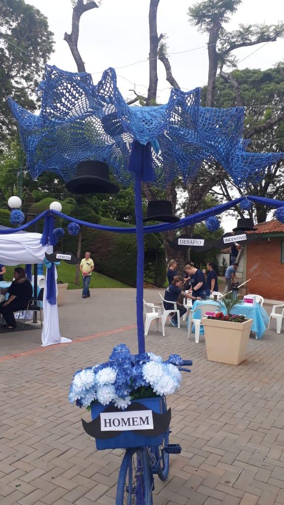 Prefeito descentraliza gabinete e lança campanha do Novembro Azul em Victor Graeff