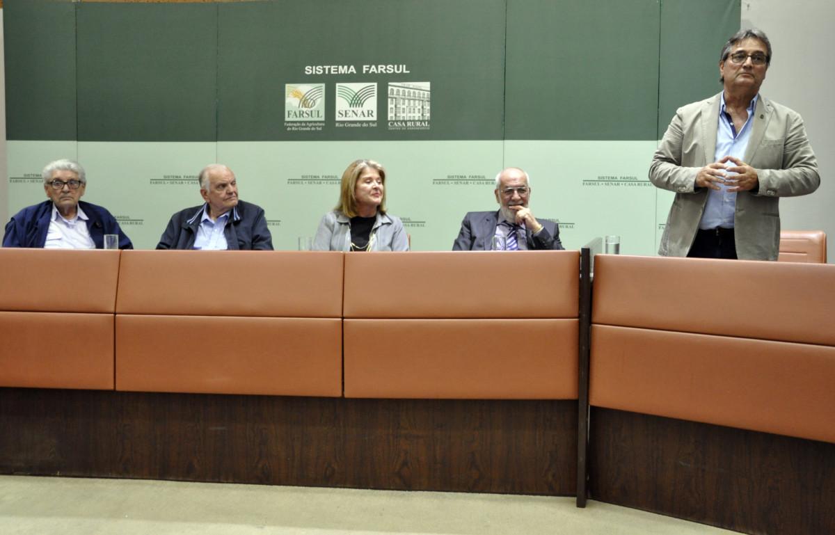 Presidente eleito da Farsul diz que presidente e governador eleitos respeitam a livre iniciativa