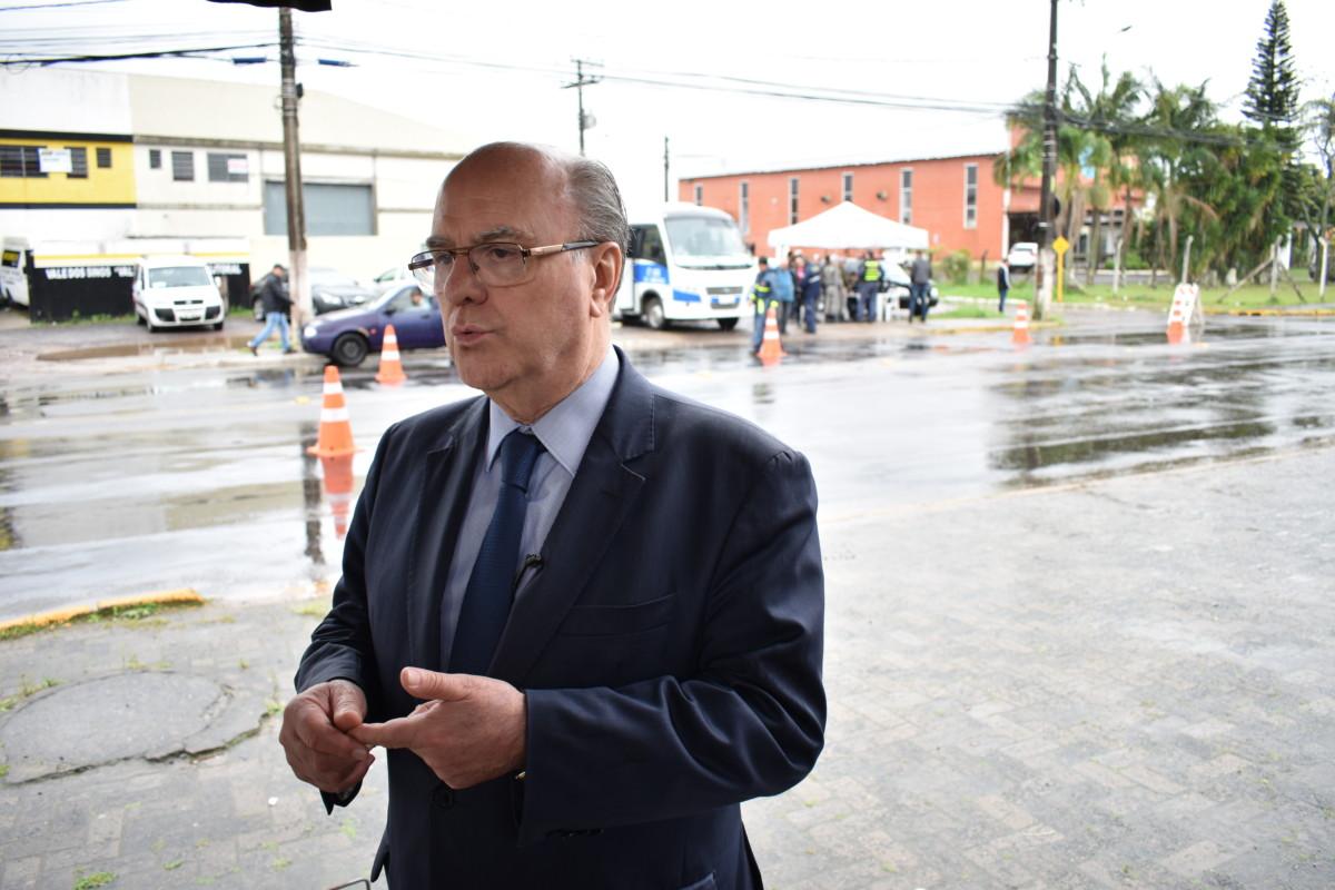 Secretário da Segurança acredita em redução da violência e defende mudanças na legislação penal