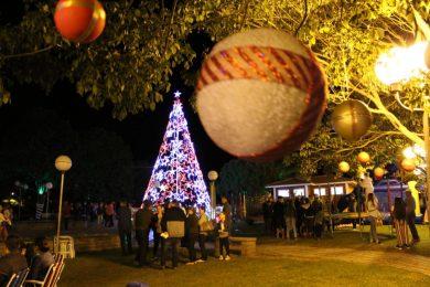 Natal Iluminado de Tio Hugo encerra neste sábado