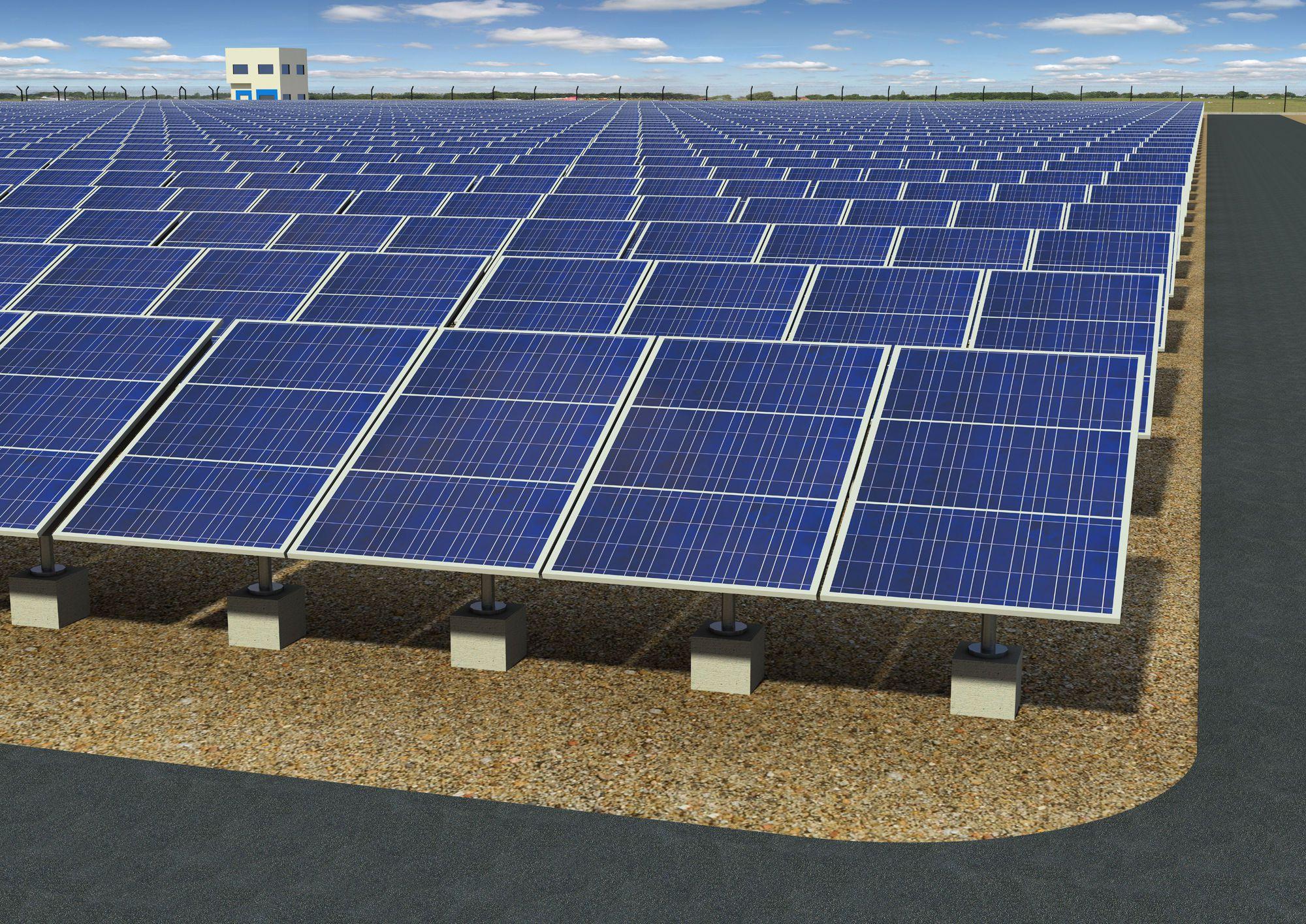 XV de Novembro terá investimento de R$ 1,5 milhão em usina de energia fotovoltáica