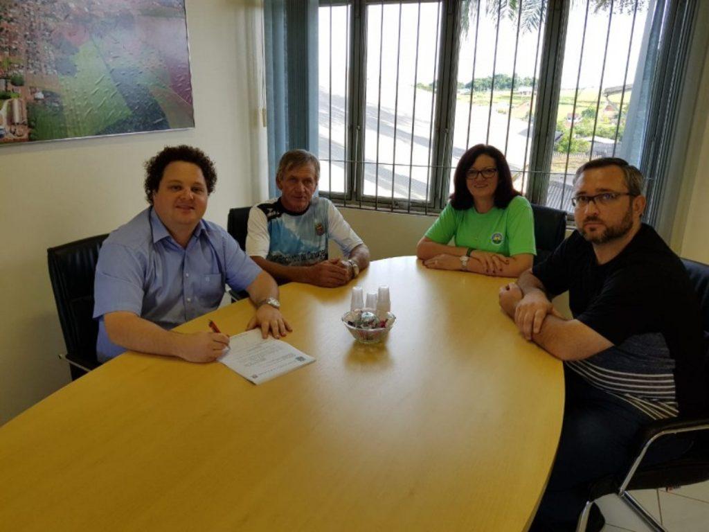 Projeto prevê levar acesso à internet em Santa Clara do Ingaí e Sede Aurora em XV de Novembro