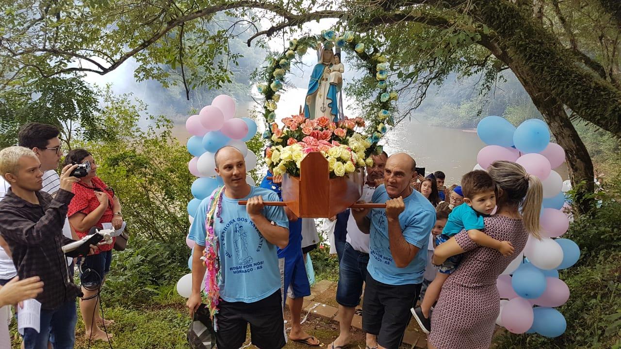 93ª Festa de Navegantes de Mormaço teve grande público