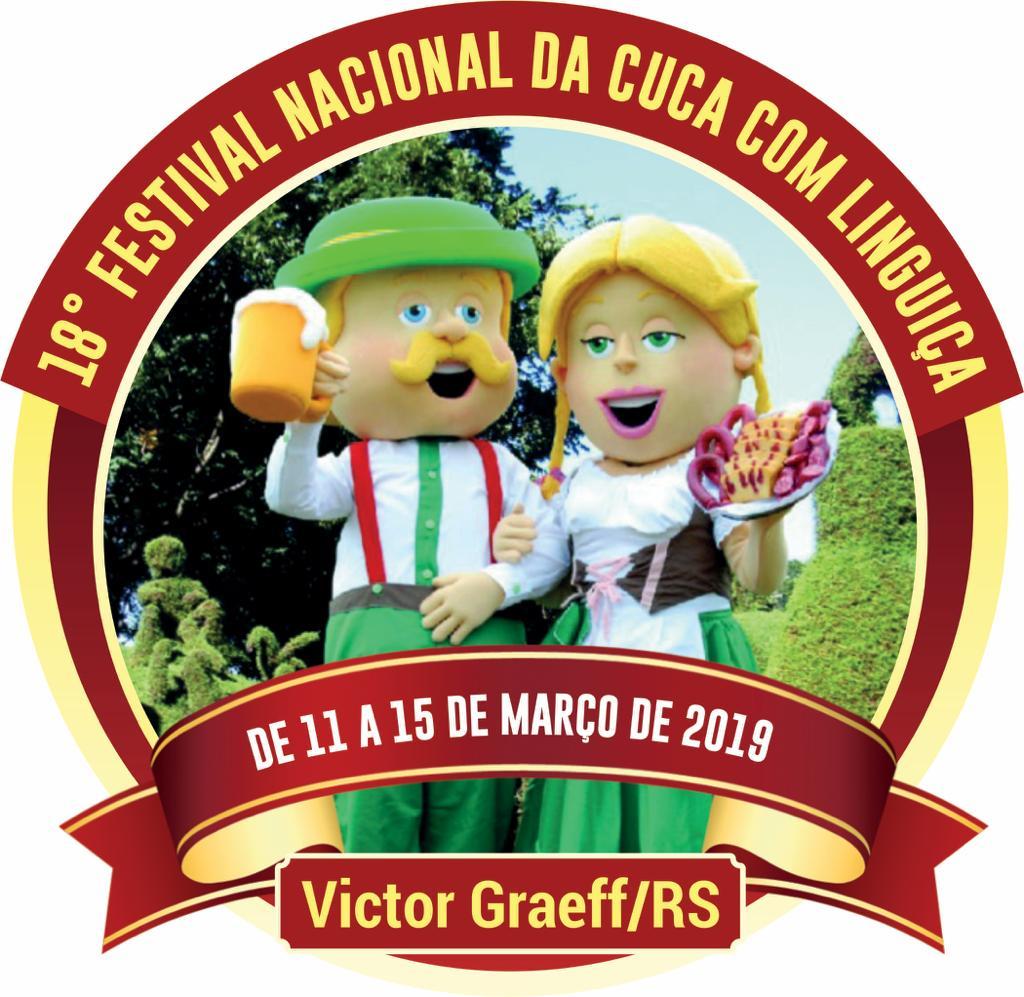 Victor Graeff lança Festival da Cuca com Linguiça e escolhe soberanas