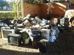 Victor Graeff realiza campanha de coleta de lixo eletrônico e óleo de cozinha