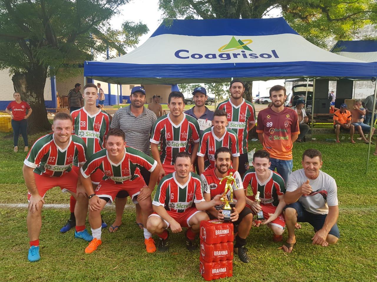 Esporte e cooperação marcaram o 29º Torneio de Futebol da Coagrisol em Mormaço