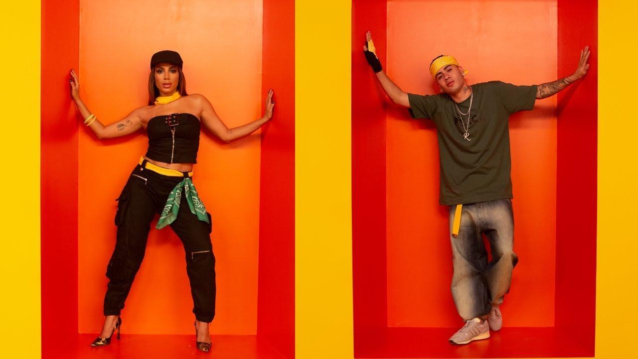 Anitta & Kevinho – Terremoto