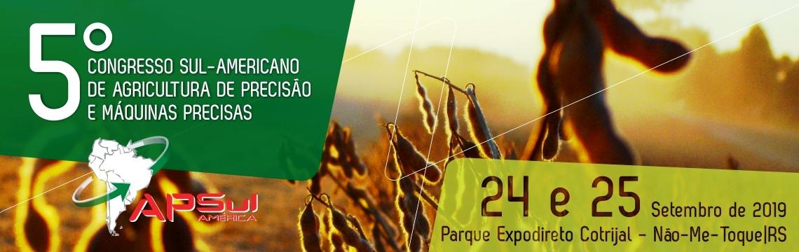 5º Congresso de Agricultura de Precisão -APSUL é lançado em Não-Me-Toque