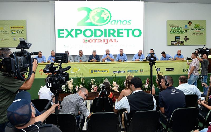 20ª Expodireto registra R$ 2,4 bilhões em comercialização