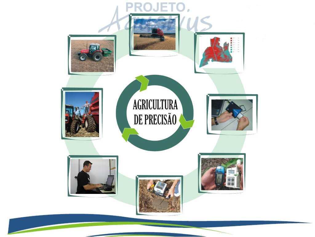 Projeto Aquarius da UFSM é referência em agricultura de precisão
