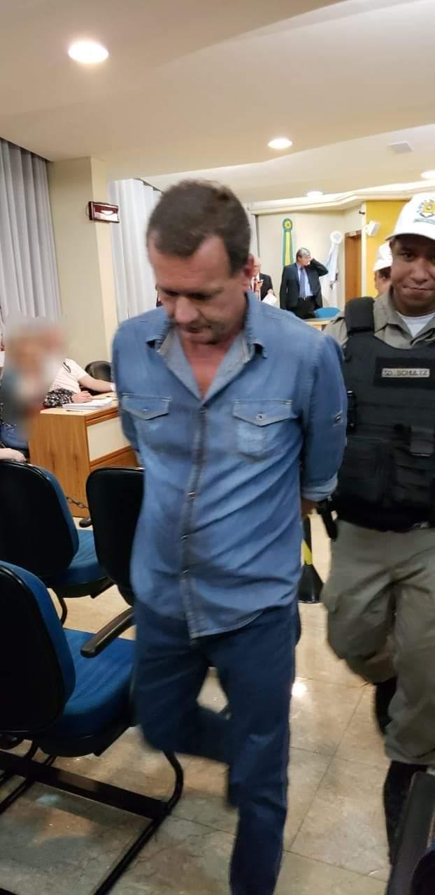 Homem que matou padre em Tapera é condenado a 26 anos de prisão