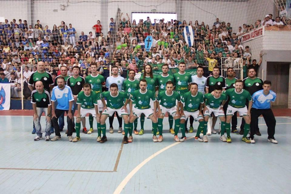 Presidente avalia campanha da SASE de Selbach na Copa dos Pampas