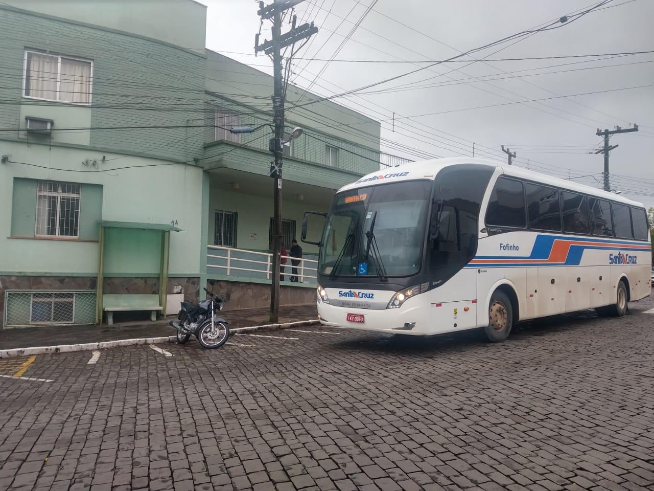 Passageiro infarta em ônibus da Viação e motorista desvia rota em Sobradinho