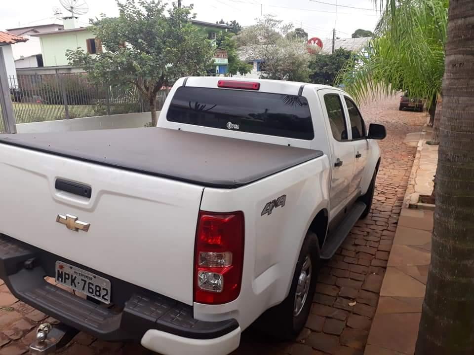 Empresário de Espumoso tem a caminhonete roubada