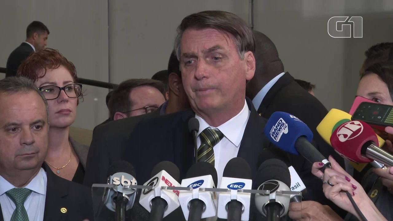 Presidente Bolsonaro quer rever trabalho escravo