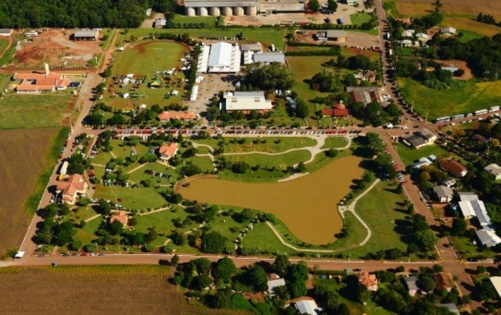 Passarela será construída no parque da Lagoa em Lagoa dos Três Cantos