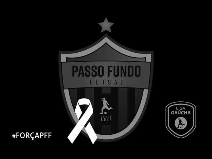 Nota da Liga Gaúcha de Futsal e do Guarany/Cotriel sobre o acidente com ônibus de Passo Fundo