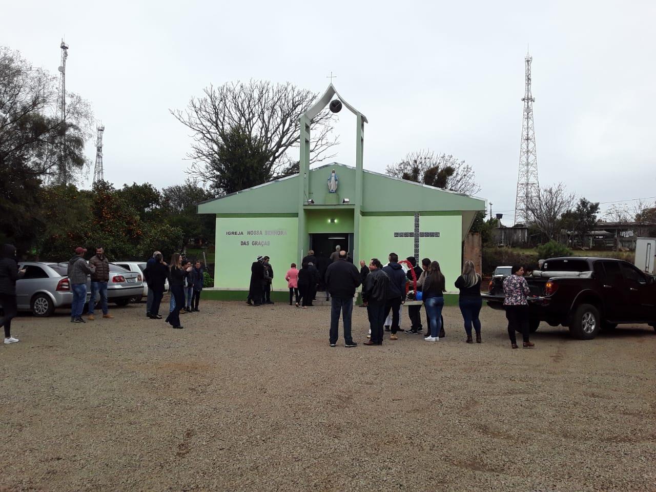 Comunidade de Posse Godoy, Mormaço realizou Festa do Colono e Motorista