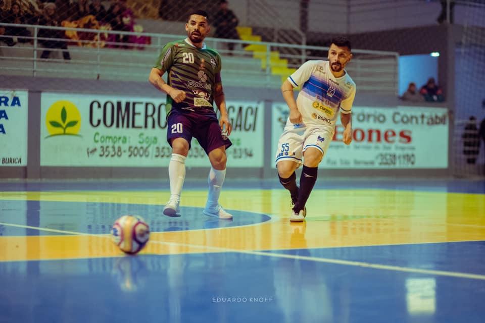 Guarany/Cotriel derrota Abelc e conquista primeira vitória fora de casa na Liga Gaúcha