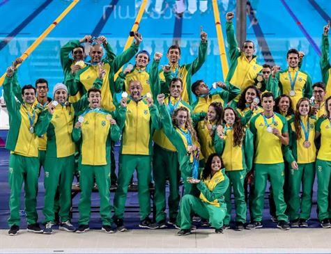 Depois de 56 anos, Brasil volta a ser o 2° no quadro de medalhas do Pan