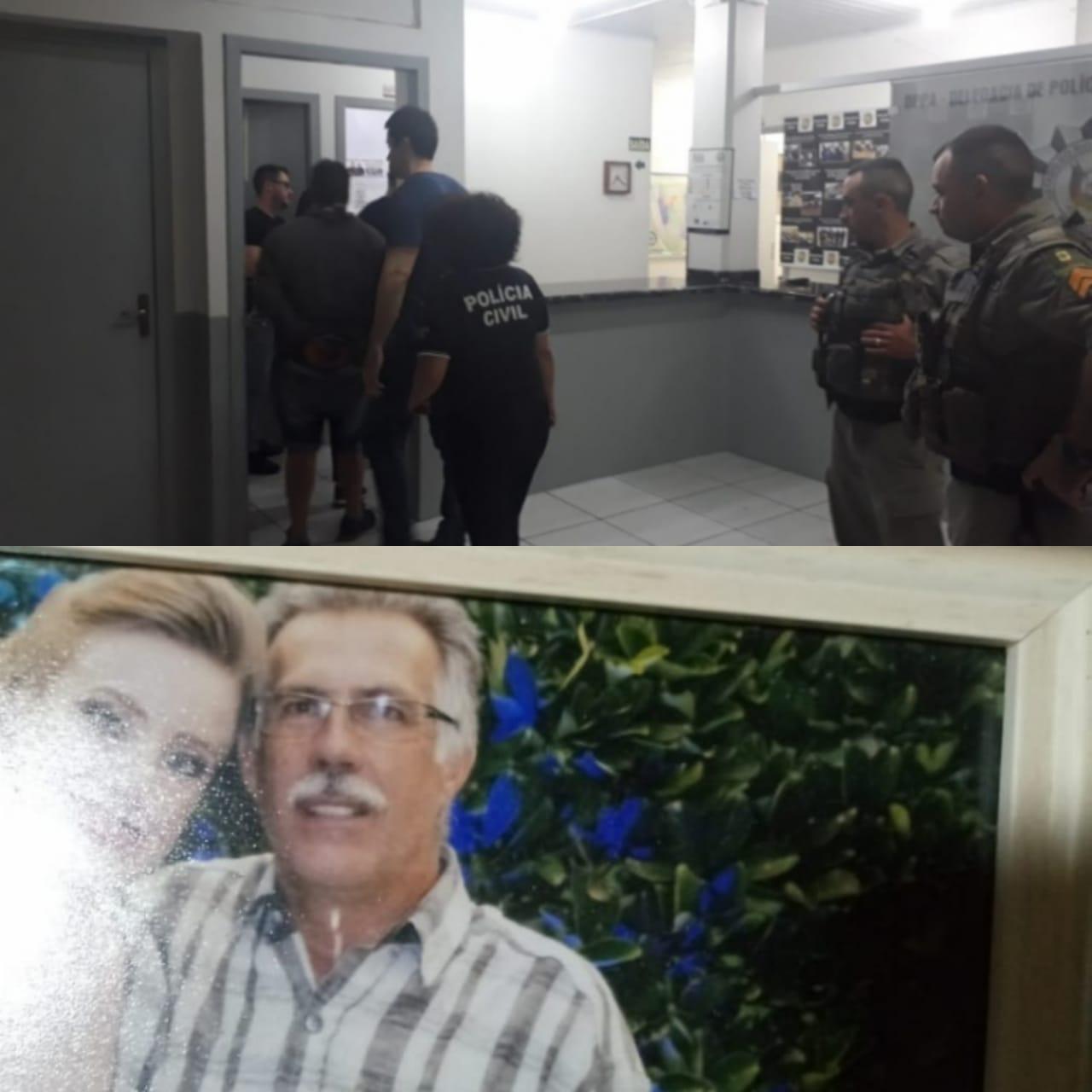 Criminosos confessam roubo e morte de Ivânio Ortiz em Soledade