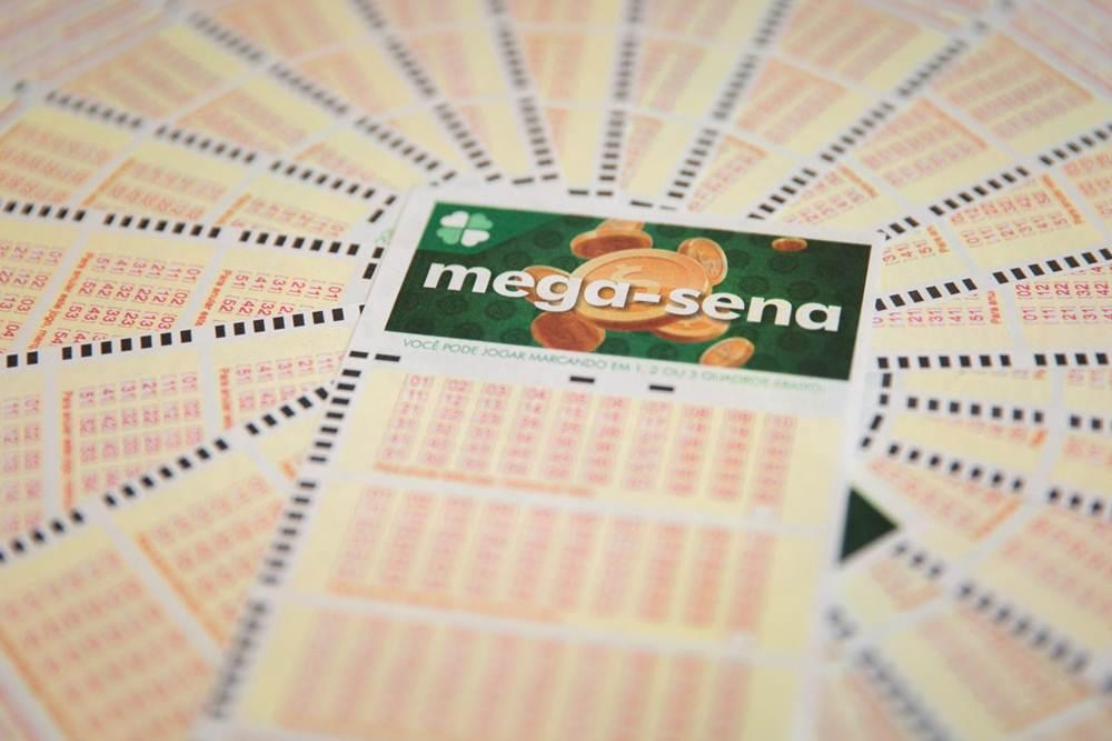 Mega-Sena acumula pela 5ª vez e próximo prêmio pode chegar a R$ 45 milhões