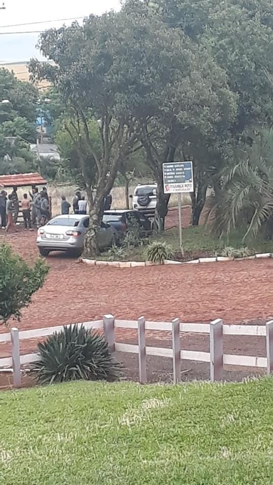 Assaltantes amedrontam moradores e colocam crianças em risco em Selbach