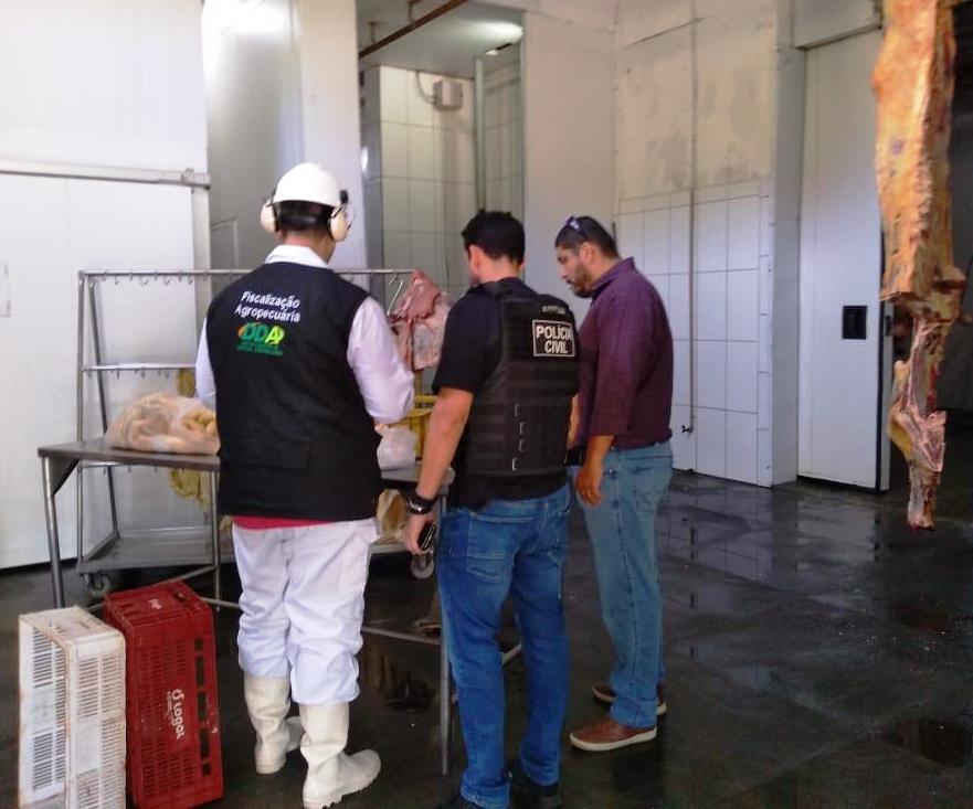 Animais mortos em Carazinho podem ter abastecido frigoríficos interditados em Taquara
