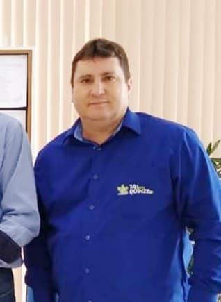 Coordenador da Expoquinze sofre grave acidente de moto em XV de Novembro
