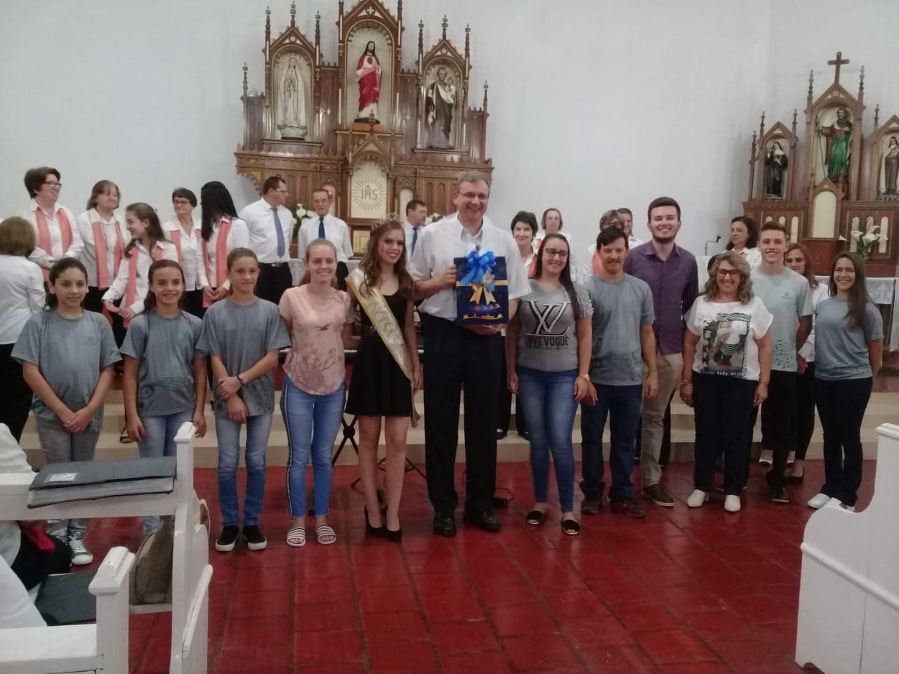 28º Encontro de Coros marcou 32 anos de Alto Alegre