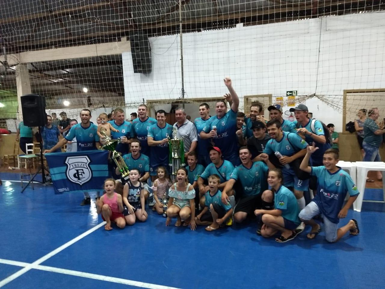 Treze de Maio é campeão do Futsal de Alto Alegre