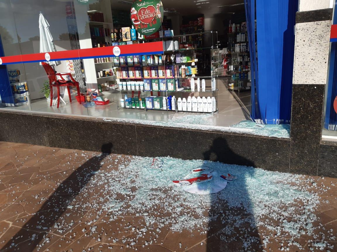 Mais uma farmácia é furtada em Espumoso