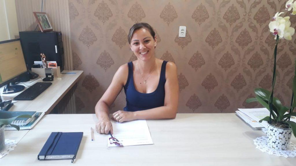 Coordenadora do CRAS de Campos Borges fala sobre o planejamento de 2020