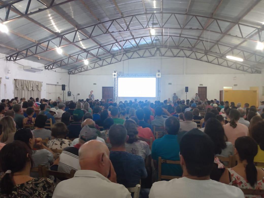 Realizada primeira assembleia de núcleo da Sicredi Espumoso em Alto Alegre