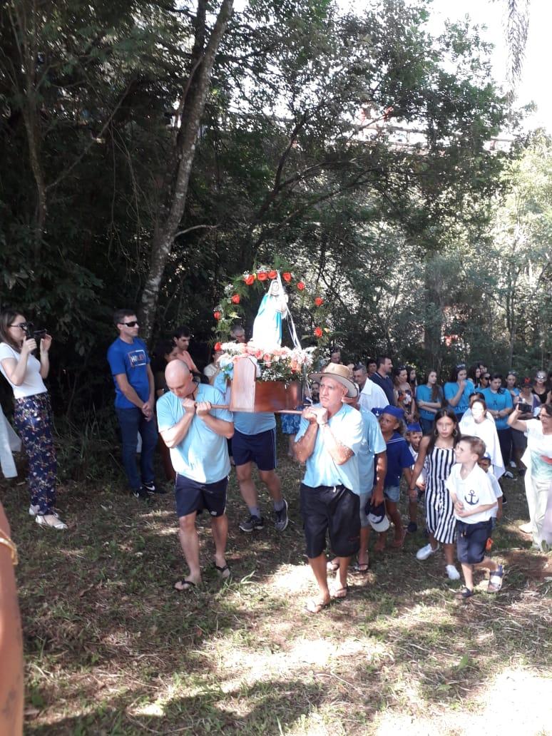 94ª festa de Navegantes de Mormaço foi realizada neste domingo