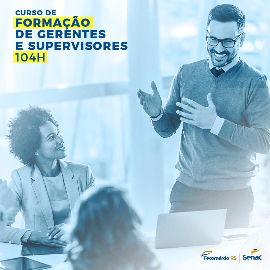 Senac Carazinho promove curso de formação de gerentes e supervisores