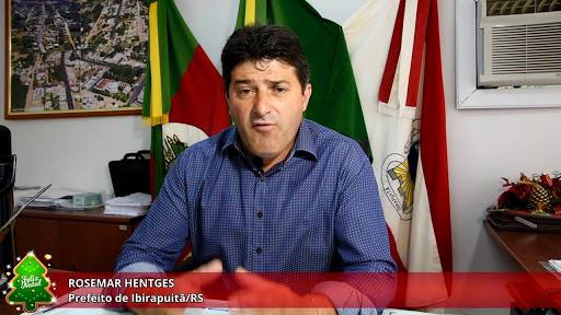 Novo presidente da AMASBI, prefeito de Ibirapuitã ressalta trabalho para fortalecer mais a associação