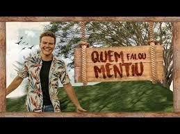 Michel Teló – QUEM FALOU MENTIU – Churrasco do Teló – EP V.02